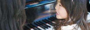 キッズピアノコースのイメージ